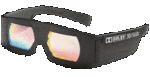 Dolby 3D Brille